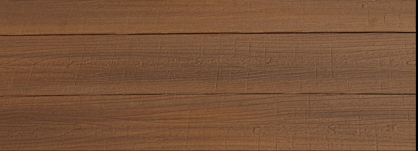 Composite Decking Board – Colour Teak – Exclusive Natural Collection By Ultra Decking