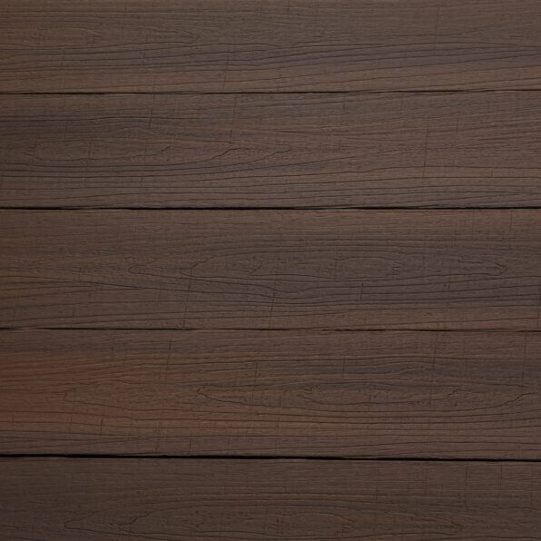 Composite decking board – Colour IPE – exclusively by ultra decking – dimensions 3.6m
