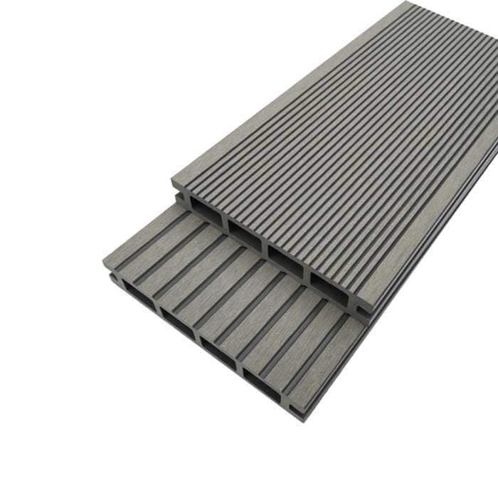 Grey Composite Decking Board | Ultra Decking | Only £3.47 ...