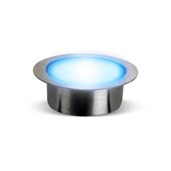60mm blue composite decking light